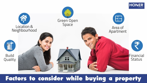 factors to consider while buying property, things to consider when buying a property, buying dream house, most important features when buying a house, factors to consider when investing in real estate, things to consider when investing in property