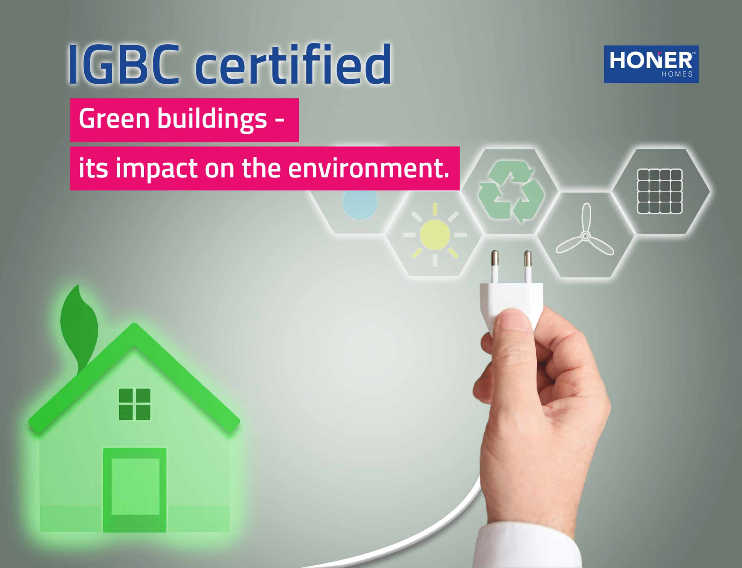 IGBC certified green buildings